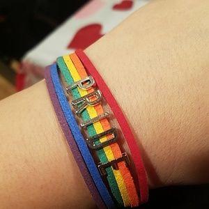 Jewelry - New LGBT PRIDE bracelet